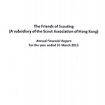 Annual Financial Report for the year ended 31 March 2013 (English Version Only)